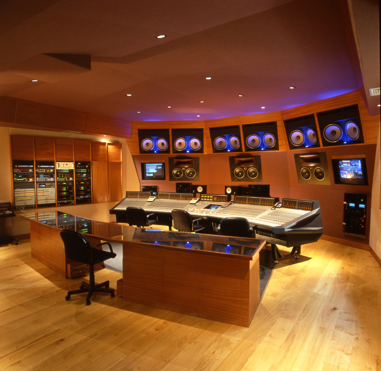 Recording studio s are a dime a dozen the man cave for Man cave designer